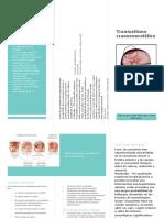 05.Charla 4 - Traumatismo Craneoencefálico Broshure