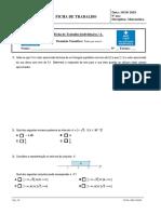 FT nº 4 - teste 1