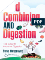 Steve Meyerowitz - Food Combining and Digestion