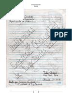 Problemas y Ejercicios (Resueltos, 2da Versión) - Funciones Vectoriales