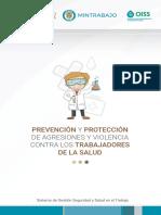 agresiones a personal de salud prevencion