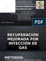 Diapositivas Inyeccion de Gas
