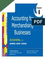 Merchandising Accounting