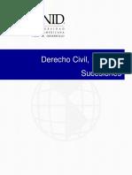 Derecho Civil, Bienes y Sucesiones (UNID)