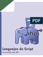 CURSO PHP 7
