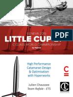 Little Cup - Catamaran