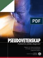 Pseudoscience Svenska Opt