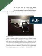 Pistola Bauer