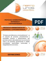 Protocolo Administrativo de Referencia y Contrareferencia