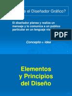 elementos y principio (diseño grafico 2)