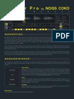 Sempler Pro - User Manual