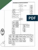 Estructura Organica - Miraflores