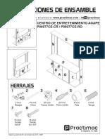 Centro de Entretenimiento Agape (Instructivo)