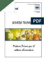 Brochure Materie Prime Reire