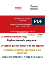 Un Portal Web Seguro