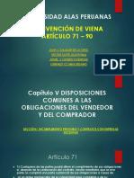 Capítulo v Disposiciones Comunes a Las Obligaciones Del