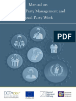 Manual on Political Party Management