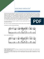 modern jazz voicings - cap 3 - voicings básicos