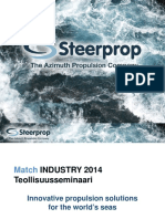 Steerprop Innovative Propulsion Solutions