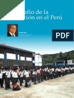 El desafío de la educación en el Perú