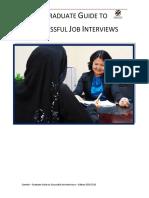 Graduate Guide-Job Interviews - Copy