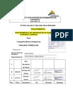 p17p01 CA 162 17 an 1260 106 g Procedimiento de Reparacion