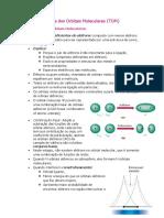 RESUMO. TEORIA DOS ORBITAIS MOLECULARES.pdf