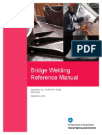 Bridge Welding Reference Manual FHWA 2019