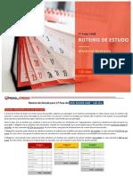 ROTEIRO OAB - Projeto 2020