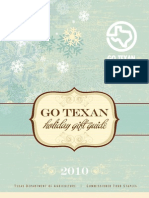 GOTEXAN Holiday Gift Guide