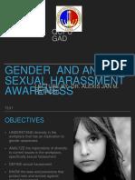 Antisexual Harrassment