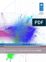 UNDP Knowledge-Strategy SP Web
