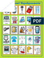 Electrical Equipments Classroom-posters