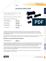 Cilindros Pneumaticos Heavy Duty Serie 3400 e 3520 PDF