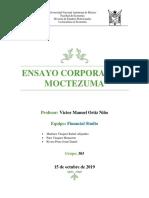 Análisis Corporativa Moctezuma