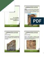 Modulo 6 Deformaciones de Las Rocas