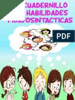 Mi Cuadernillo de Habilidades Morfosintacticas 2