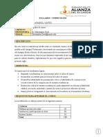 Syllabus Amos - Ecuador