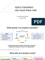 Analytics Translator Article HBR