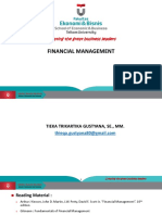 An Introducing to Financial Management