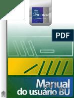 Manual do usuario BU