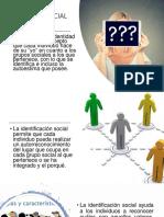 Identidad Social