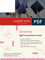 Career Path 2019
