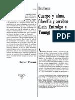Cuerpo y Alma Filosofia y Cerebro 923680