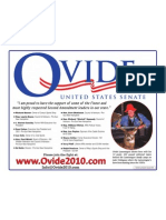 ##Ovide for Senate