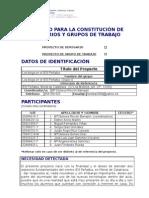 Protocolo grupo de trabajo LOS BLOGS EN EL IES PEÑALBA - GRUPO A