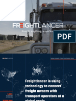 2019 Freightlancer Deck