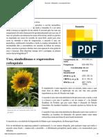 Amarelo – Wikipédia, A Enciclopédia Livre