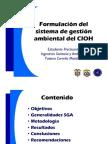 Form Sistema Gestion Ambiental Cioh