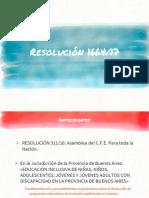 Resolución Nº 1664 17 Inicial